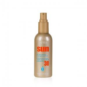 JAFRA SUN Sonnenschutzspray für Gesicht und Körper SPF 30